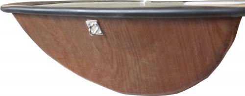 6'-pram-dinghy-real-wood-effect-bow