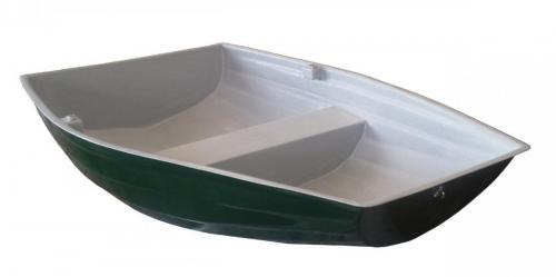 6'-pram-dinghy-row-boat-green