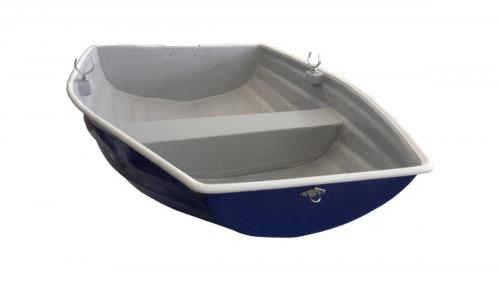 7'-pram-dinghy-yacht-boat-tender-blue